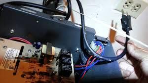 Overhead Door Wireless Keypad Garage Door Opener Faulty Capacitor Repair Part 1 Garage