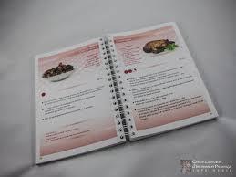 editer un livre de cuisine faire livre de cuisine classique en couleur carcassonne