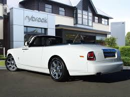 drophead rolls royce used rolls royce phantom 6 7 drophead coupe 2dr for sale in west