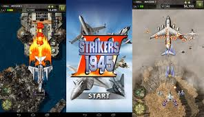 strikers 1945 apk strikers 1945 3 apk for free android apps