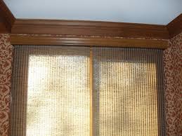 wooden patio door blinds btca info examples doors designs ideas