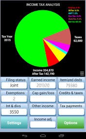 Estimate Income Tax 2015 by Taxmode Income Tax Calculator Android Apps On Play