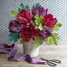 crepe paper flowers stunning crepe paper flowers with easy diy tutorials