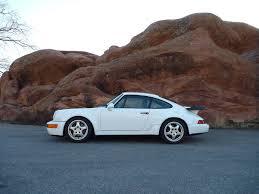 white porsche 911 turbo 1991 911 turbo 52k miles gp white black sale pending rennlist