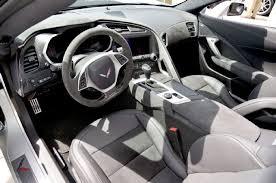 white corvette interior c7 options for 2016 corvette unveiled at ncm birthday bash