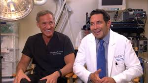 dr terry dubrow and dr paul nassif of botched dish on bad