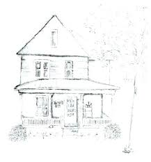 blueprints for house cool house blueprints easy house drawings drawing house cool easy