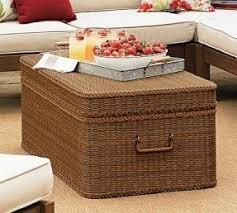Wicker Trunk Coffee Table Wicker Coffee Table Trunk Foter