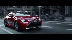 stevens creek lexus body shop lexus rc commercial u201ccaptivate u201d youtube
