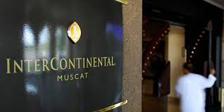 Gesunde Schlafzimmerm El Intercontinental Muscat Luxushotels In Muscat Oman