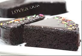 love2cook malaysia moist chocolate cake