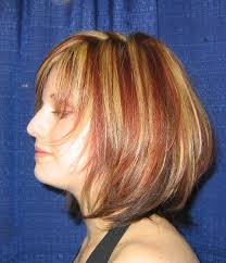 shades of high lights and low lights on layered shaggy medium length natural level 7 to 9 blonde back2myroots page 3