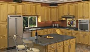 kitchen cabinet spacious country oak kitchen cabinet with 2