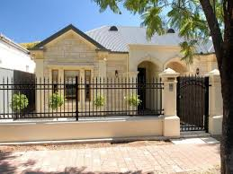 new homes designs new homes design ideas best 25 house fence design ideas on