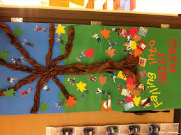 Fall Tree Decorations Idea Look Fall Tree Classroom Door Decorations Whous Ing For A