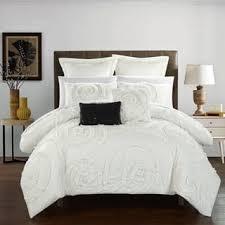 Ruched Bedding Black Ruched Comforter Sets For Less Overstock Com