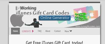 get an itunes gift card legit and free way to get itunes gift card codes working method