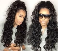 crochet weave with deep wave hairstyles for women over 50 brazilian human hair ponytail deep wave 4 bundles virgin weave