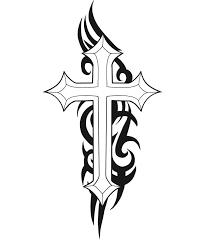 religious cross tattoos designs best design
