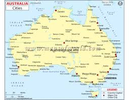 major cities of australia map australia map city with cities 6 maps update 800670 of major