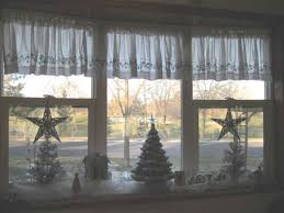 cool christmas decoration ideas for office windows decorating home