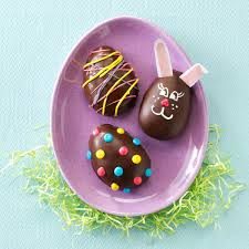 easter eggs peanut butter easter eggs recipe taste of home