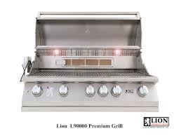 Backyard Grill 5 Burner Gas Grill Reviews Best Of Backyard Lion Premium Grills U2013 L90000 40 U2033 Gas Grill