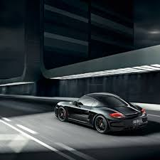 Porsche Boxster Black Edition - porsche cayman s black edition freshness mag