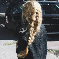 fashion icon plaited hair braided hairstyles ideas braids to try out at home