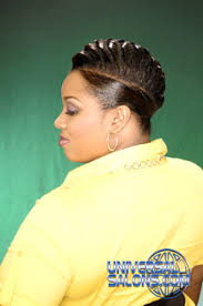 universal black hairstyles pictures short mohawk hairstyle from kenya rodgers
