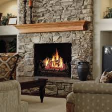 Vent Free Propane Fireplaces by Firegear Od42 42 Inch Propane Gas Outdoor Fireplace Insert The