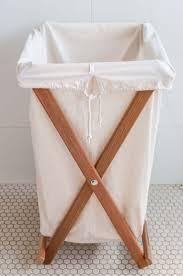 best 25 wooden laundry basket ideas on pinterest trash can