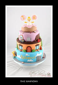 best 25 simpsons cake ideas on pinterest polymer characters