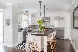 plastic kitchen backsplash white and gray kitchen with gray marble herringbone tile