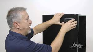 home theater cabinet cooling cab cool cabinet cooler installation youtube