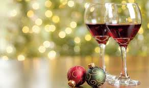 christmas wine the best tipples for every stage of christmas day by expert