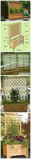32 diy pallet and wood planter box ideas for your garden diy