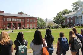 amherst college no criminal charges for young teens who left noose at amherst