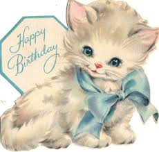 template free birthday ecards singing cats as well vintage birthday card on your birthday cards and