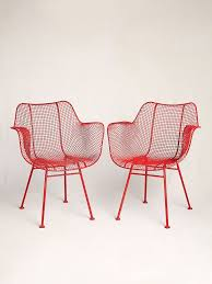 Red Metal Chair 123 Best Red Chair Chair Design Images On Pinterest Colourful
