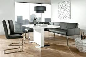 banquette cuisine moderne coin cuisine avec banquette table de cuisine avec banc d angle