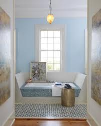 Cornflower Blue Bathroom by Rooms Viewer Hgtv