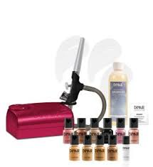 professional airbrush makeup system 85 best dinair products images on airbrush makeup