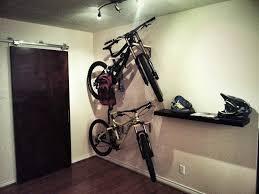 dahnger indoor bike rackblack space saving vertical bike racks