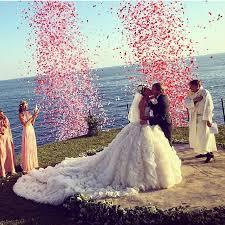 Alexander Mcqueen Wedding Dresses Giovanna Battaglia U0027s Alexander Mcqueen Wedding Dress Popsugar