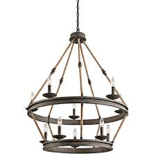 Candle Style Chandelier Bennington Candle Style Chandelier 6 Light By Birch Lane Havenly
