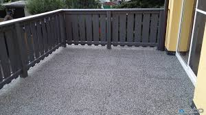 terrace balcony flooring by warco rubber tiles