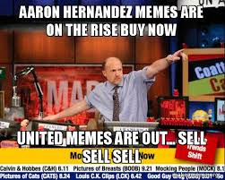 Aaron Hernandez Memes - aaron hernandez memes are on the rise buy now united memes are out