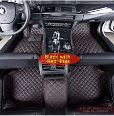 lexus es 350 floor mats black for lexus es250 2013 es240 es350 2005 2012 car floor mats