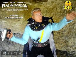 Flash Gordon Halloween Costume Cast Toys Figure Rights Aquired